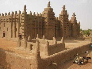 Destroyed during the Malian conflict